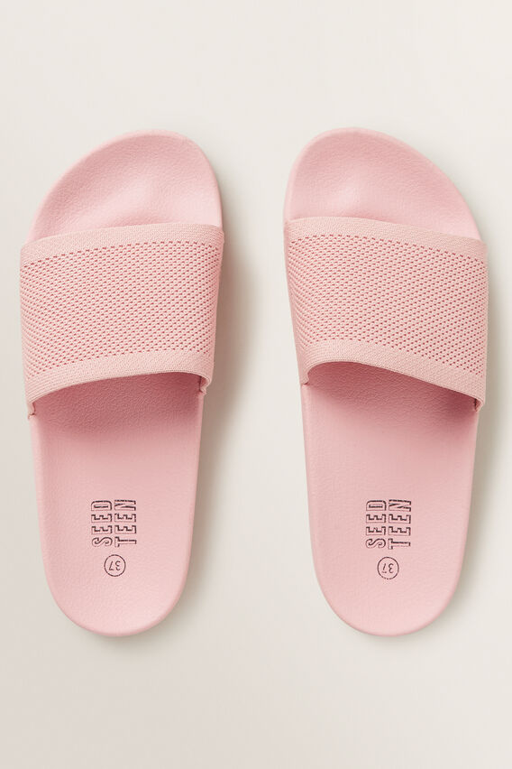 Knitted Slides  POMELO  hi-res