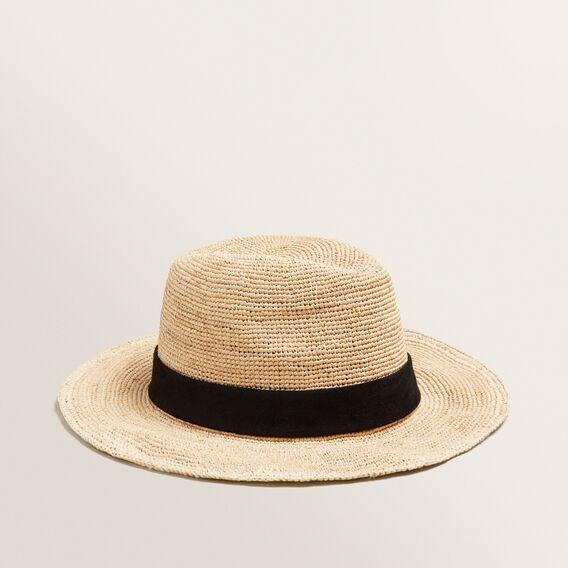Classic Panama  BLACK/NATURAL  hi-res