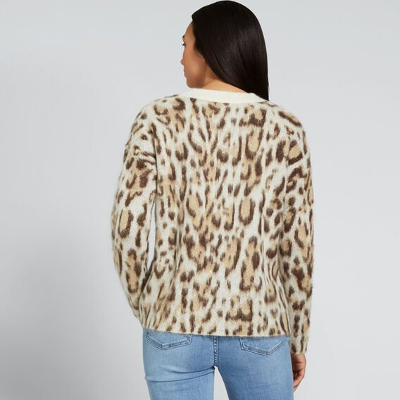 Hairy Ocelot Sweater  OCELOT  hi-res