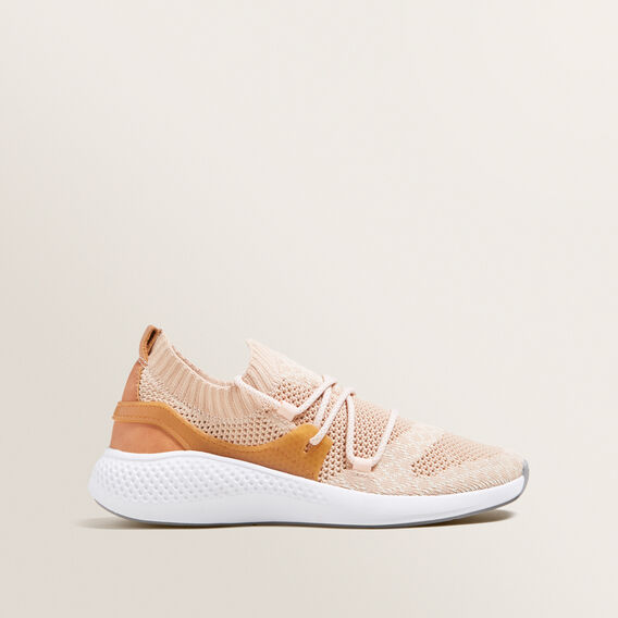 Jessie Knit Sneaker  BLUSH  hi-res