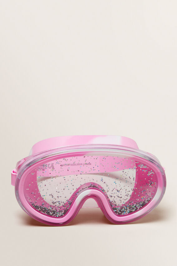 Disco Mask  PINK  hi-res