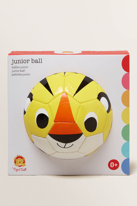 Junior Ball Tiger  YELLOW  hi-res