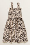 Zebra Dress, ZEBRA, hi-res