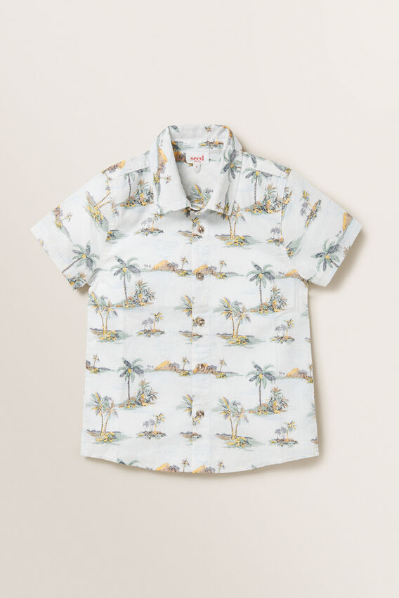 Hawaii Shirt  VINTAGE WHITE  hi-res