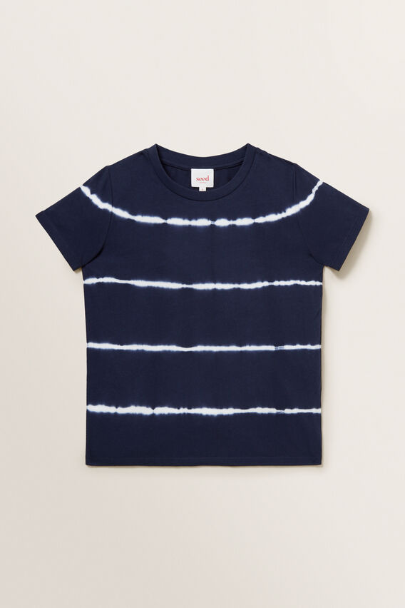 Tie Dye Tee  MIDNIGHT BLUE  hi-res