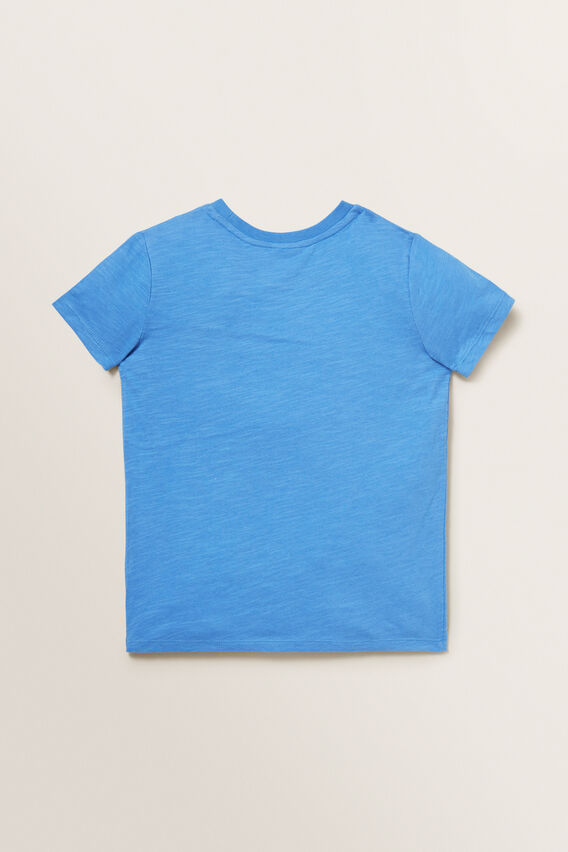 Novelty Croc Tee  CORNFLOWER BLUE  hi-res