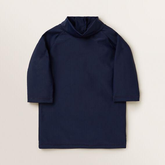Zip Back Rashvest  MIDNIGHT BLUE  hi-res
