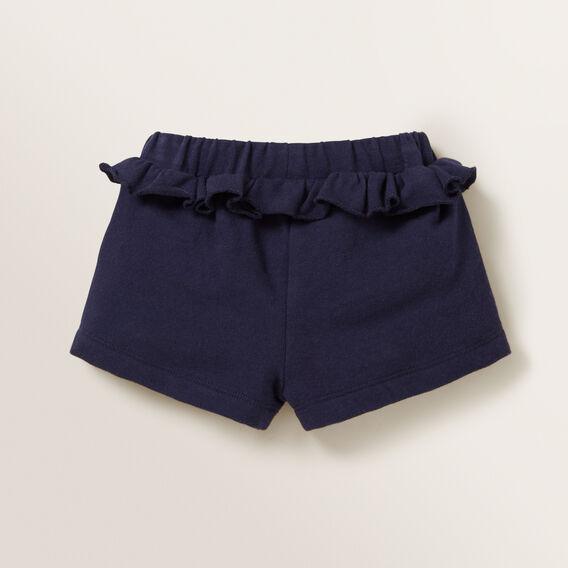 Frill Shorts  NAVY  hi-res