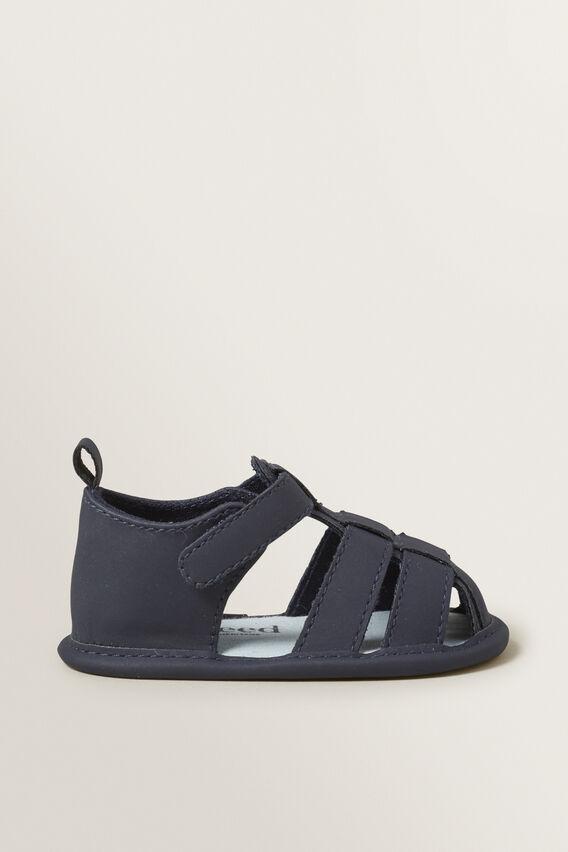 Baby Sandal  NAVY  hi-res