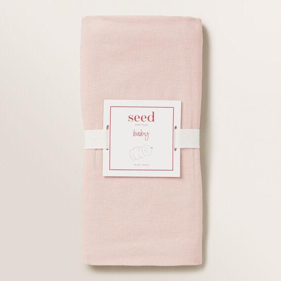 Swaddling Wrap  PRETTY PINK  hi-res