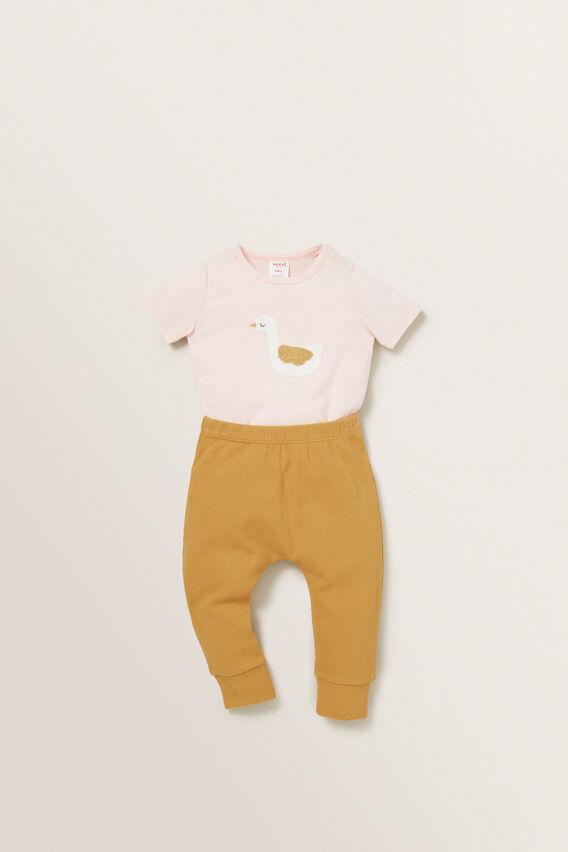 Duck Bodysuit  PRETTY PINK  hi-res