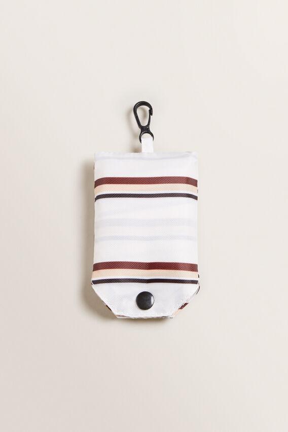 Re-useable Bag  STRIPE  hi-res