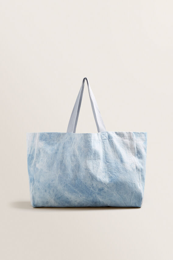 Canvas Tote  DENIM  hi-res
