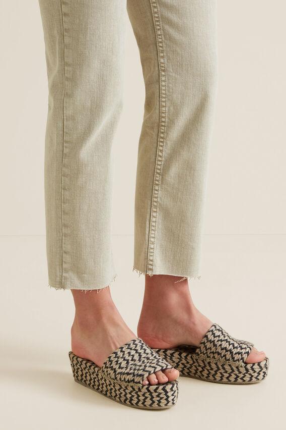 Alexa Platform Sandal  MULTI  hi-res