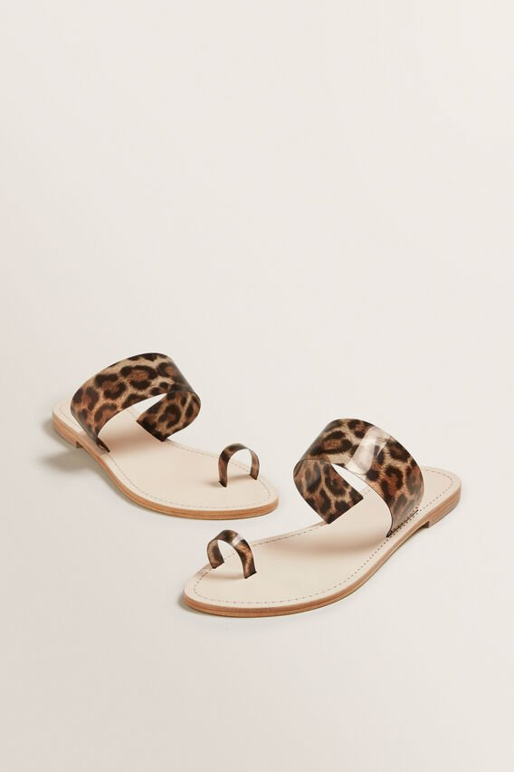 Alice Toe Post Sandal  TORT  hi-res