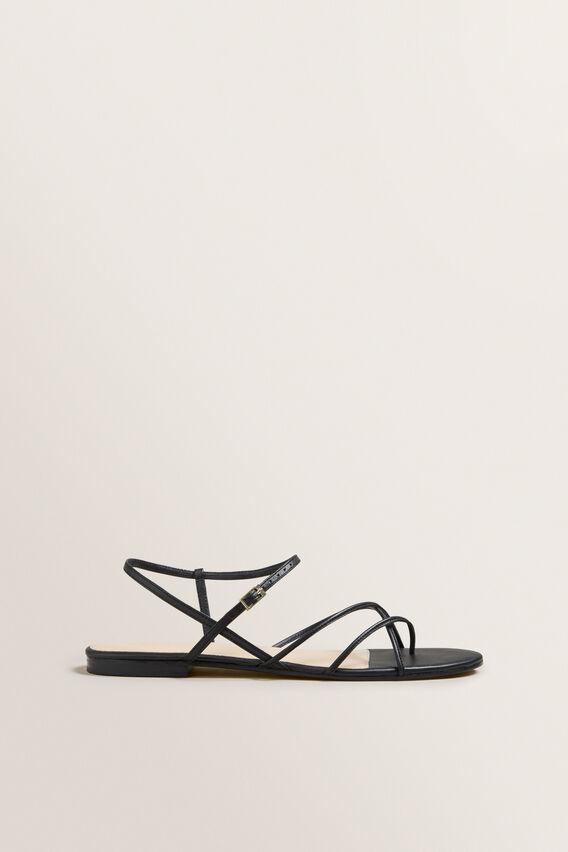 Lusia Strap Sandal  BLACK  hi-res