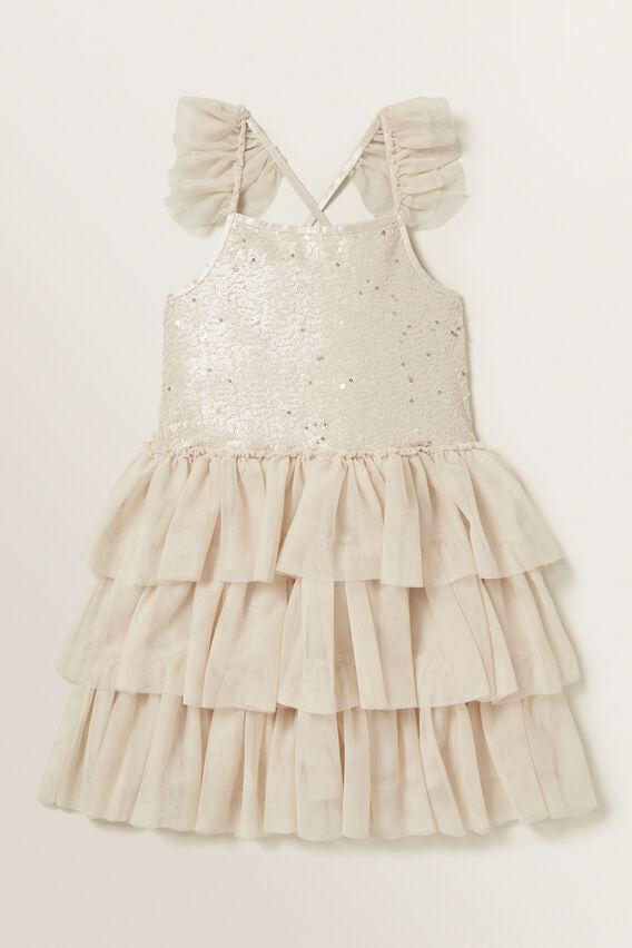 Tutu Dress  NATURAL  hi-res