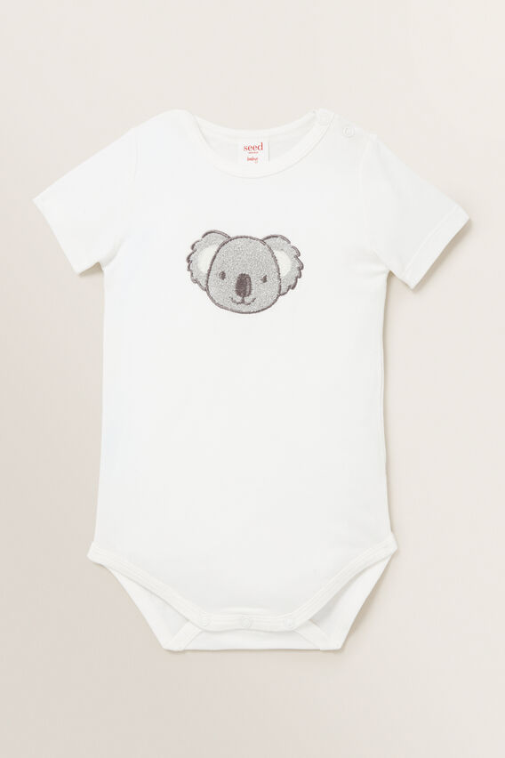 Koala Bodysuit  CANVAS  hi-res