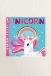 My Little World Unicorn Book, MULTI, hi-res