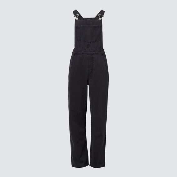 Classic Overall  WASHED BLACK  hi-res
