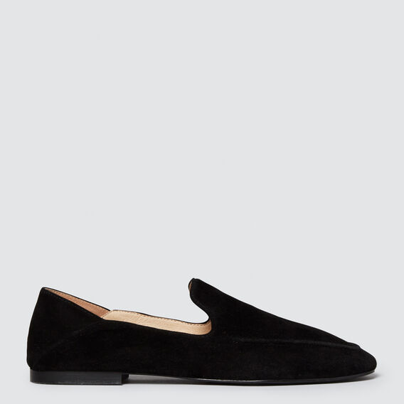 Lucy Loafer  BLACK  hi-res