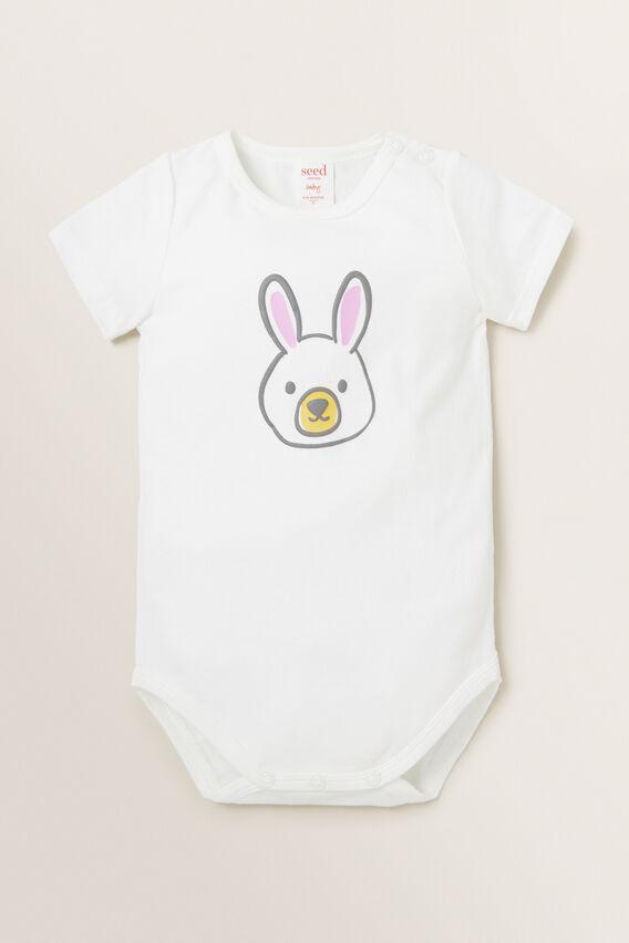 Bunny Bodysuit  CANVAS  hi-res