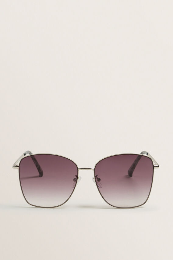 Louise Metal Sunglasses  GREY TORT  hi-res