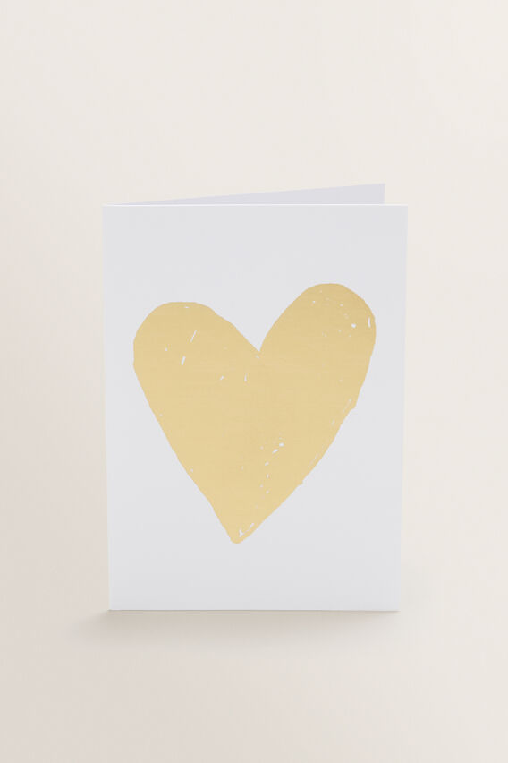 Greeting Card  HEART  hi-res