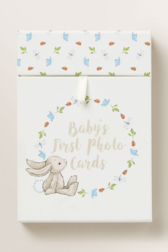My First Bunny Card  MULTI  hi-res