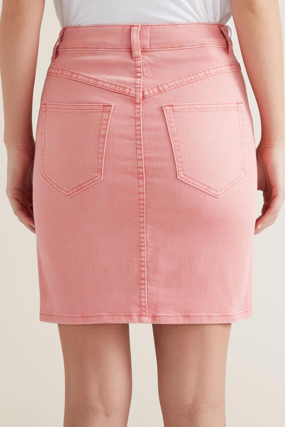 Stitch Fashion Skirt  CARNATION PINK  hi-res