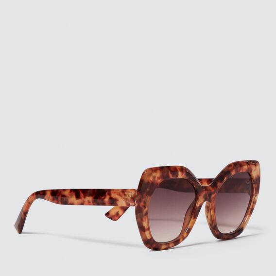 Emma Fashion Sunglasses  GOLDEN TORT  hi-res
