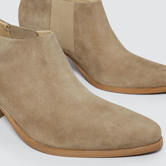 Nora Boot  TAUPE  hi-res