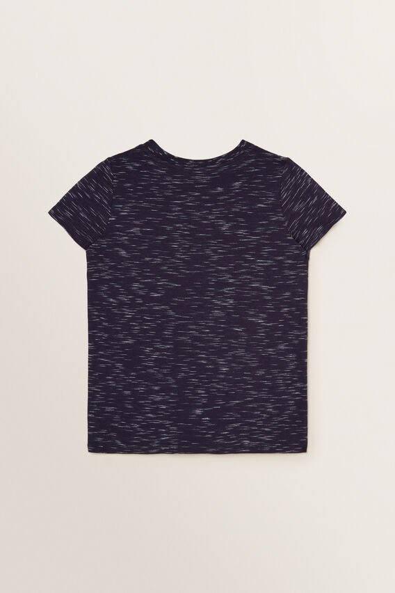 Jersey Tee  MIDNIGHT SPACE DYE  hi-res