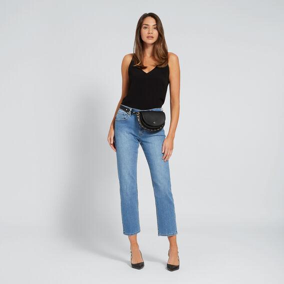 Wide Leg Fashion Jean  CLASSIC DENIM  hi-res