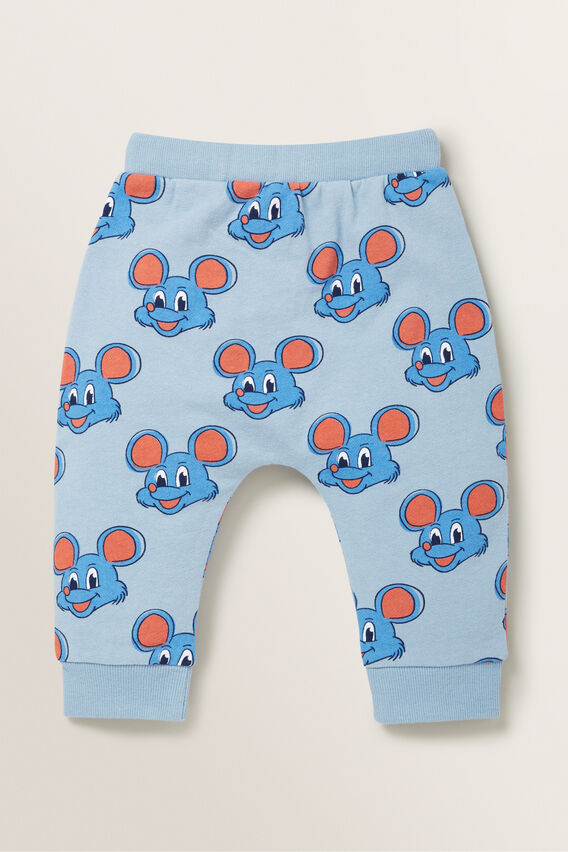 Mouse Trackpant  CLOUD BLUE  hi-res