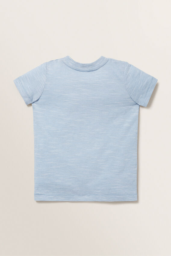 Sun Pocket Tee  CLOUD BLUE  hi-res