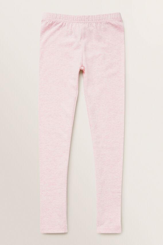 Basic Legging  SUGAR PINK MARLE  hi-res