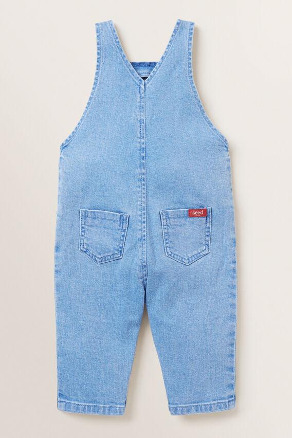 Denim Overall  FADED BLUE  hi-res
