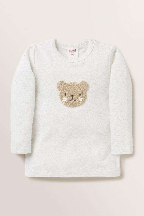 Bear Tee  ICY MARLE  hi-res