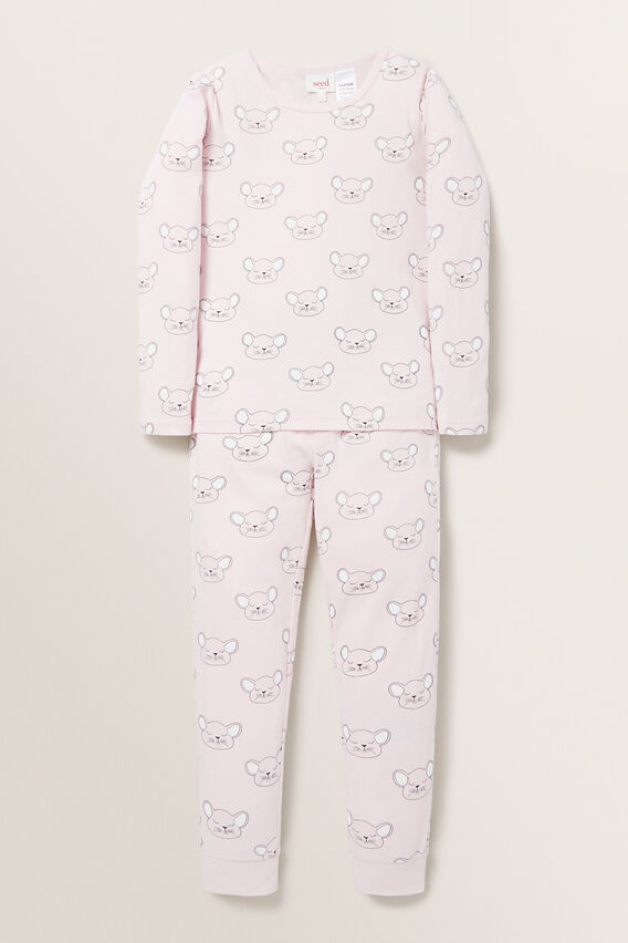 Mouse Pyjamas  ICE PINK  hi-res