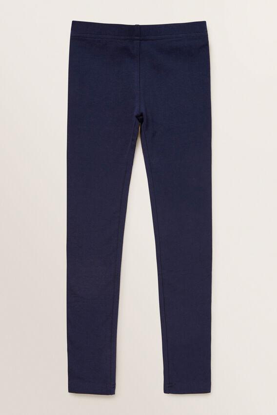 Basic Legging  NAVY  hi-res