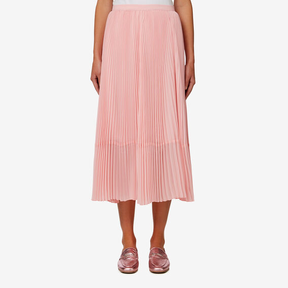 Pleat Skirt  BLOSSOM PINK  hi-res