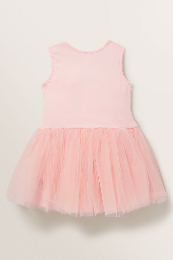 Tutu Dress  DUSTY ROSE  hi-res
