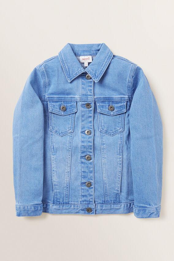 Denim Jacket  FADED BLUE  hi-res