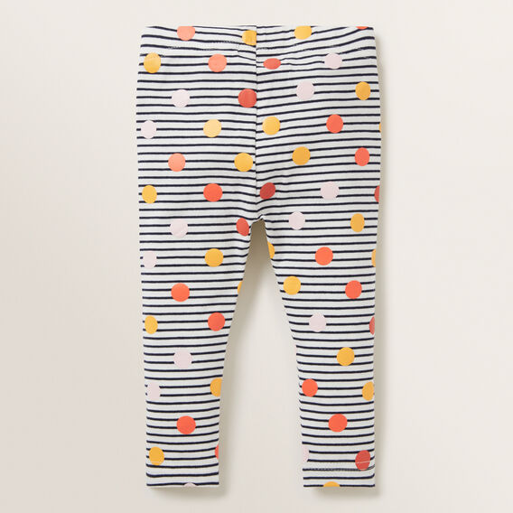 Spot Stripe Legging  MULTI  hi-res