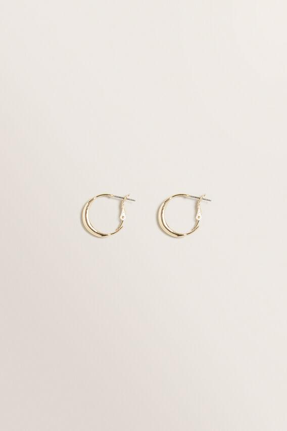 Tiny Hoops  GOLD  hi-res