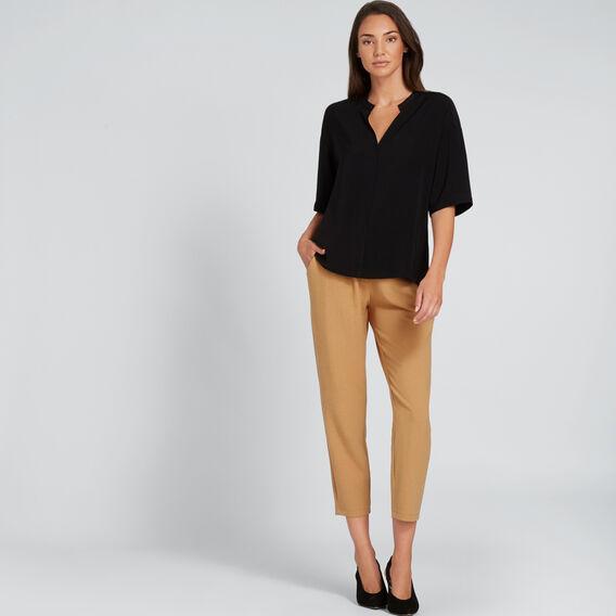 Short Sleeve Shirt  BLACK  hi-res