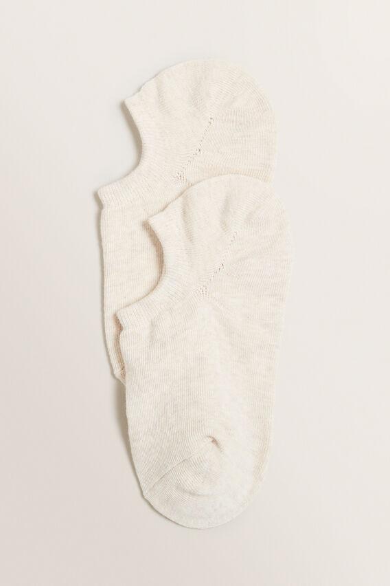 Sneaker Sock  CREAM  hi-res