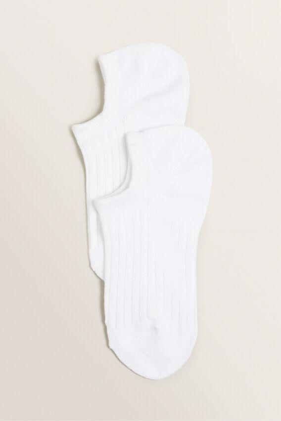 Sneaker Sock  WINTER WHITE  hi-res