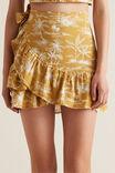 Tropical Skirt, HONEY, hi-res